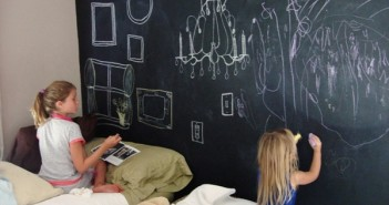 chalkboard-wall-ideas-playroom-nursery-room-wall-decorating